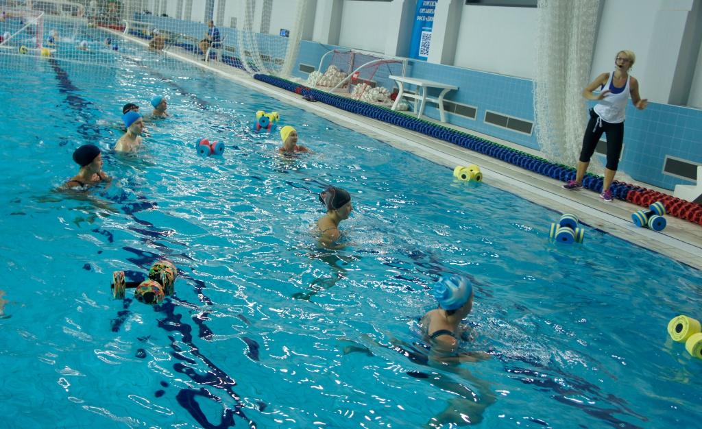 Справка в бассейн Москва Ростокино водный стадион